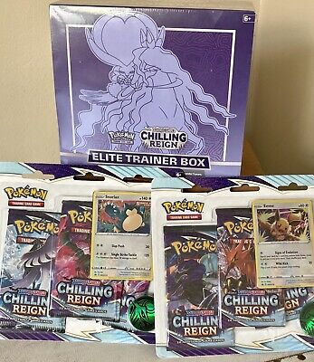 $51 • Buy 🔥Large Pokemon Collectors & Players Lot - Factory Sealed ETB,18 Booster Packs!