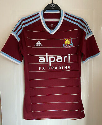 £14.99 • Buy West Ham United 2014/15 Home Football Shirt - Size Small