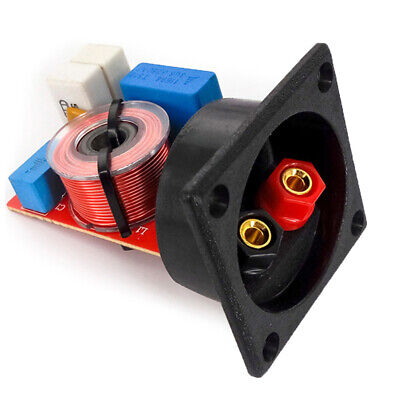 AU9.76 • Buy 80W 2 Way Hi-Fi Speaker Frequency Divider Crossover Filters With Junction Box Dn