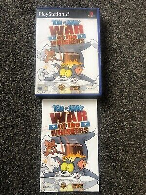 £3 • Buy Tom And Jerry War Of The Whiskers - Ps2