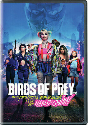 £2.03 • Buy Birds Of Prey (And The Fantabulous Emancipation Of One Harley Quinn) (DVD, 2020)