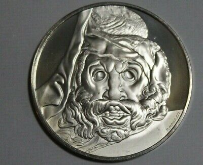 £27.99 • Buy Sterling Silver  41g 925 Silver Not Scrap John Pinches Medallion (34)