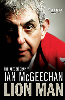 £0.99 • Buy Lion Man: The Autobiography By McGeechan, Ian Paperback Book The Cheap Fast Free
