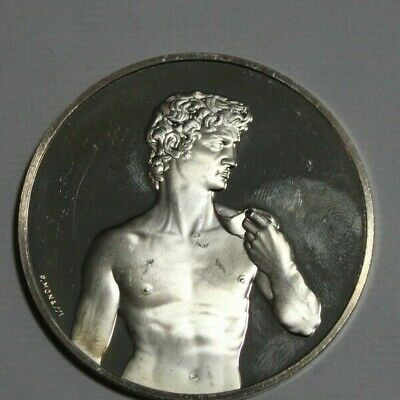 £27.99 • Buy Sterling Silver  41g 925 Silver Not Scrap John Pinches Medallion (31)