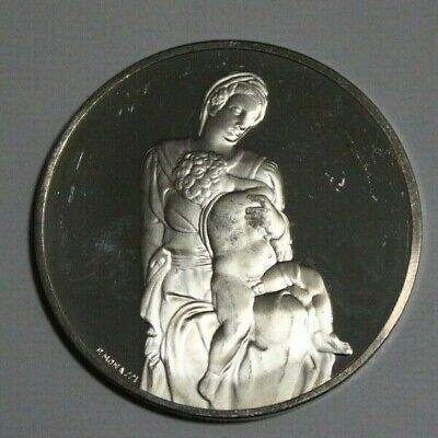 £27.99 • Buy Sterling Silver  41g 925 Silver Not Scrap John Pinches Medallion (54)