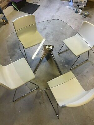 AU400 • Buy Nick Scali Dining Table And Ikea Chairs