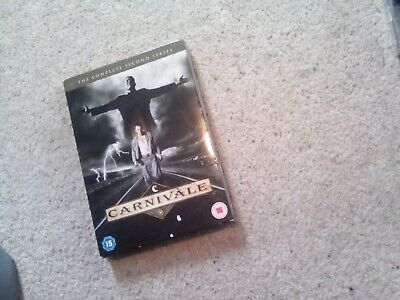 £3.99 • Buy Carnivale Complete Series Two (2) R2 Uk Six Disk Dvd Boxset