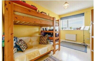 £150 • Buy Stompa, Bunk Bed,high Sleeper With Small Double Sofa Bed, Desk.