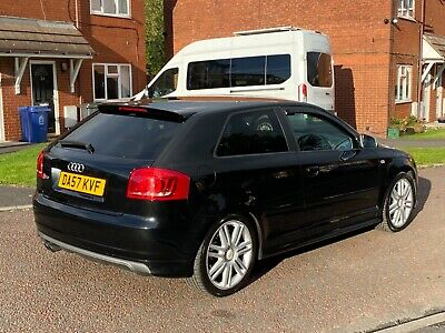 £5500 • Buy 2007 Audi S3 2.0 Tfsi Quattro 8p Standard Example Swap Px Welcome Gtd St Mps Wrx