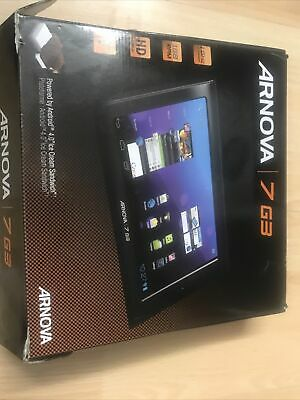 £29.99 • Buy Arnova 7G3tablet Android 4.0 Lce