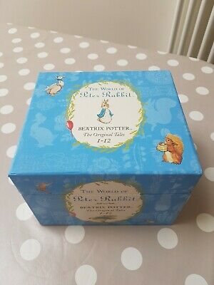£20 • Buy BN The World Of Peter Rabbit - The Original Tales 1-12 (boxed Gift Set Of Books)