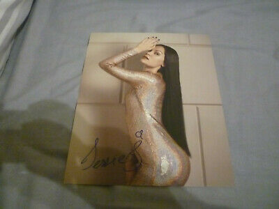 £15.99 • Buy Jessie J ( The Voice ) Sexy Singer Hand Signed Autographed A4 Photo W/ Holo COA