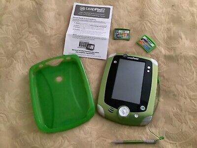 £9.99 • Buy  LeapPad2 Explorer With Gel Case And 2x Games