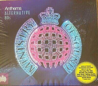 £3.50 • Buy Ministry Of Sound-Various - Anthems Alternative 80s - CD.. -