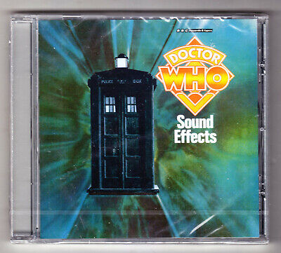 £3.99 • Buy DOCTOR WHO - Sound Effects - Digitally Remastered CD - New & Sealed