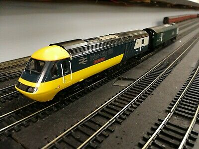 £180 • Buy Hornby R3770 GWR, Class 43 HST, Power Cars 43002 Sir Kenneth Grange And 43198