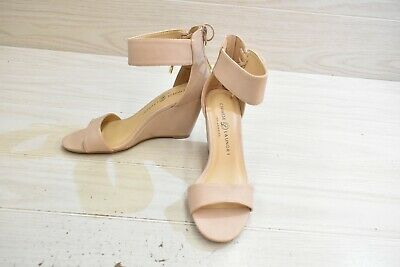 £30.70 • Buy Chinese Laundry Camomile Wedge Pumps, Women's Size 7, Nude MSRP $69.95