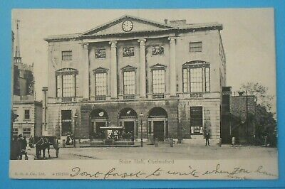 £6.50 • Buy S.H & Co.Postcard POSTED 1905 SHIRE HALL CHELMSFORD ESSEX