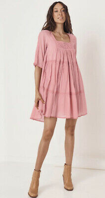 AU200 • Buy Spell NWT Sold Out Style Harmony Tunic Dress Peony And The Gypsy M