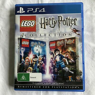 AU27.95 • Buy Lego Harry Potter Collection (PlayStation 4 PS4) Express Postage