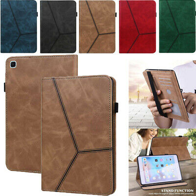 AU19.99 • Buy For Samsung Galaxy Tab A 8.0 A7 S2 S6 Lite Tablet Leather Stand Flip Case Cover