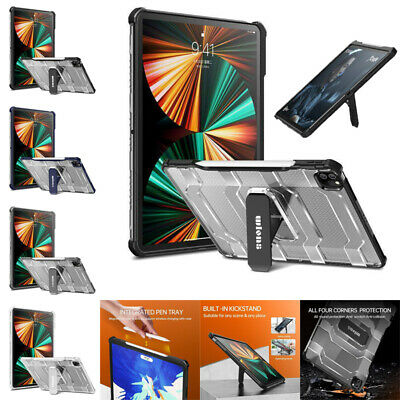AU23.79 • Buy For IPad 7/8/9th Air 3 4 Pro 11 12.9 Shockproof Heavy Duty Hard Stand Case Cover