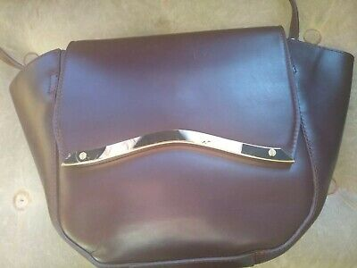 £19.50 • Buy Autograph M&S Crossbody Bag Leather With Suede Lining Cost £89.00 BNWT