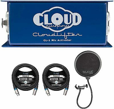 AU261.72 • Buy  Cloud Microphones CL-1 Cloudlifter 1 Channel Mic Activator For Microphone With
