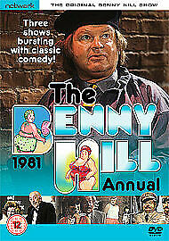 £7.99 • Buy The Benny Hill Annual 1981 (DVD, 2008) New Sealed