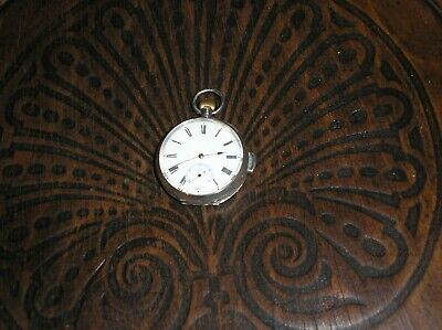 £2500 • Buy C.1920/30's Silver 1 Minute Repeater Pocket Watch