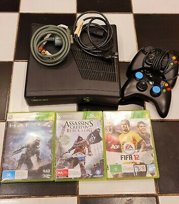 AU50.50 • Buy Xbox 360 Console With Games