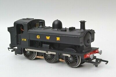 £19.99 • Buy Tri Ang Hornby GWR Pannier Tank Loco Detailed To 3738 With Smoke Unit