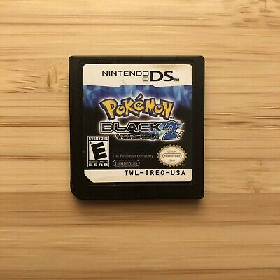 $99.99 • Buy Pokemon: Black Version 2 (Nintendo DS, 2012) Cartridge Only - Tested - AUTHENTIC