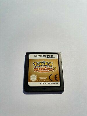 $41 • Buy Pokemon: HeartGold Version (Nintendo DS) [Authentic] Cartridges Only & Tested
