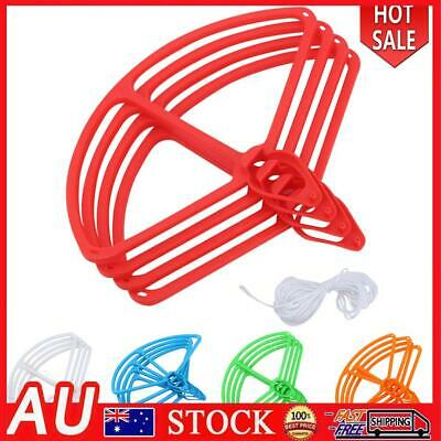 AU12.99 • Buy 4pcs Propeller Protect Quick Disassembly Frame Cover For DJI Phantom