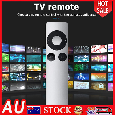 AU11.40 • Buy Replacement Remote Control Wireless Switch Controller For Apple TV1 TV2 TV3