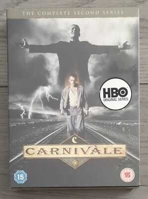 £5.95 • Buy Carnivale The Complete Second Series, 6 Disc DVD Boxset. 12 Episodes.