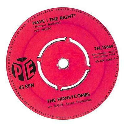£2.99 • Buy The Honeycombs - Have I The Right - 7  Vinyl Record Single