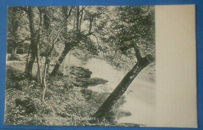 £6.50 • Buy 2 FRITHS Postcard C.1905 BARDEN TOWER & ON THE WHARFE BOLTON WOODS LANCASHIRE
