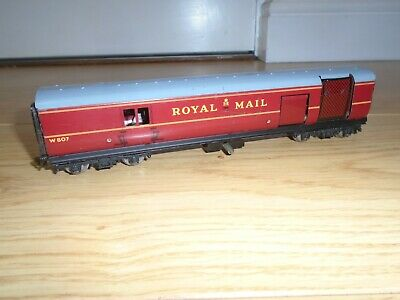 £0.99 • Buy Dublo Tin Plate Royal Mail Coach For Hornby OO Gauge Train Sets