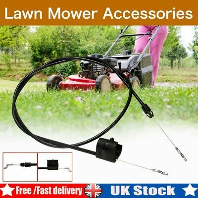 £6.32 • Buy Lawn Mower Lawnmowers Throttle Pull Engine Zone Control Cable For MTD UK Fast