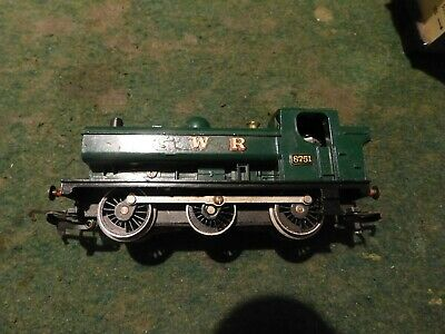 £21 • Buy A Hornby 0-6-0 Pannier Tank Loco, No 8751 In GWR Green Livery
