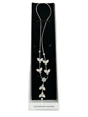 £7.99 • Buy Beautiful Marks & Spencer Autograph Necklace - Made With Swarovski Elements
