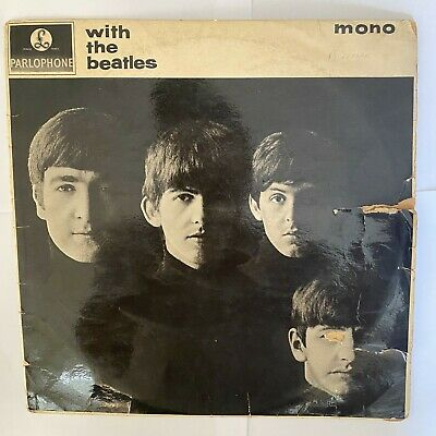£10.85 • Buy Early MONO  The Beatles – With The Beatles Vinyl LP  PMC 1206 Fair