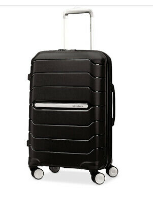 """View Details Samsonite $340 Freeform 21"""" Carry-On Expandable Hardside Spinner Suitcase • 105.00$"""