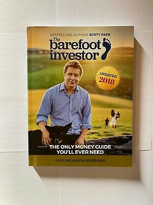 AU10 • Buy The Barefoot Investor (2018) The Only Money Guide You'll Ever Need By Scott Pape