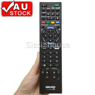 AU17 • Buy Replacement Sony TV Remote Control RM-GD030, RM-GD031, RM-GD032 BRAND NEW