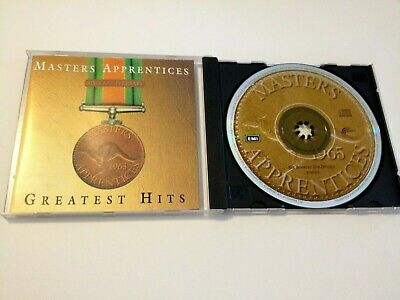 AU46.99 • Buy Masters Apprentices – Rare Signed CD - 30th Anniversary Greatest Hits – Master's