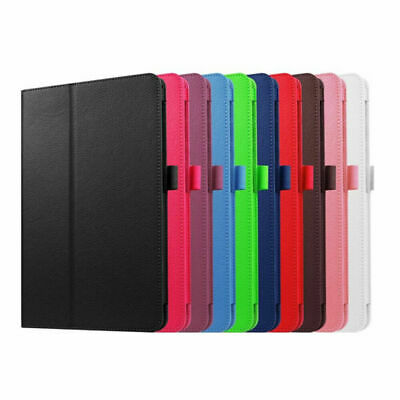 AU18.99 • Buy Protective Case Leather Flip Tablet Cover Smart Stand For Samsung Tab A 8.0 SM