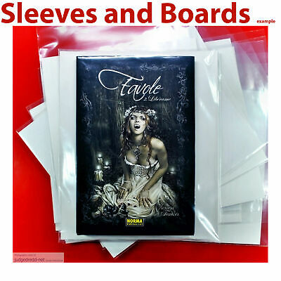 £9.98 • Buy Paranormal & Supernatural Magazine Sleeves And Boards Size2 For Collectors X 10